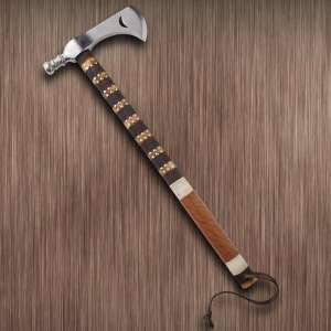Battle Axes, Warhammers and Maces