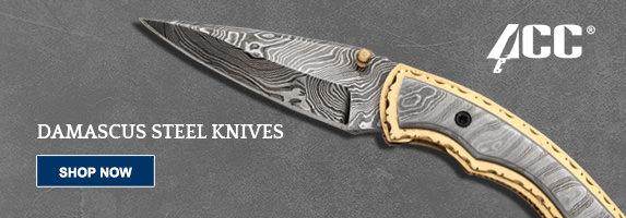 Damasscus Steel Knives