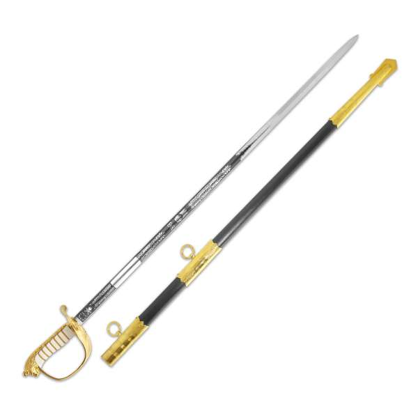 Canadian Navy Sword